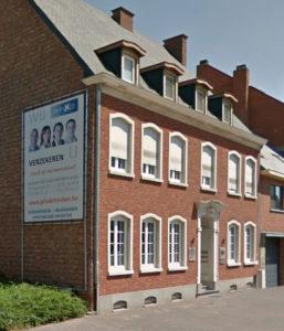 Assurlanda gebouw